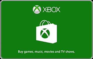 Xbox Digital Gift Cards